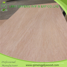 Poplar/Hardwood Core Bbcc Grade 4.5mm Bintangor Plywood with Cheap Price