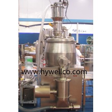Cheapest Price for High Speed Blending Granulator Stainless Steel Super Mixing Granulator supply to Algeria Importers
