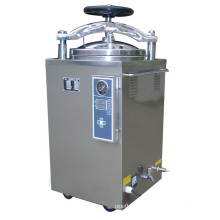 Esterilizador vertical do vapor da pressão do hospital 35L / 50L / 75L / 100L