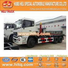 NOVO DONGFENG DFL braço tipo recheio caminhão 6x4 20M3 grande preço baixo alta qualidade fábrica direta