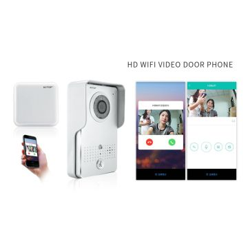 Wireless WIFI HD Smart DoorBell