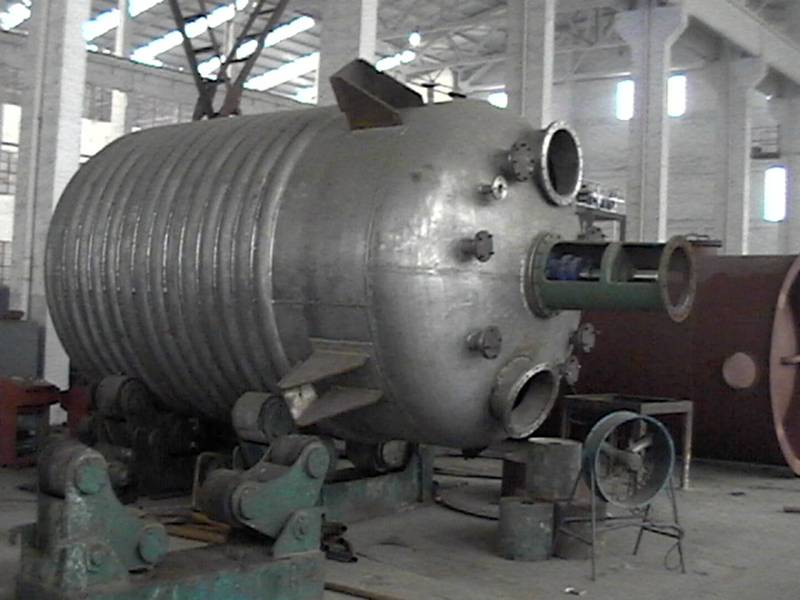 20 cubic outer coil reactor