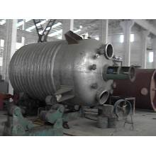 China for Nickel Alloy Reactor 20 Cubic Heating Stainless Steel Outer Coil Reactor export to Tokelau Importers