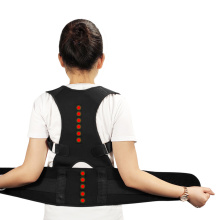Straightener Posture Corrector Belt Providing Pain Relief From Neck Back