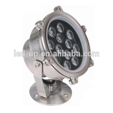 high power colorful led underwater spot fountain light