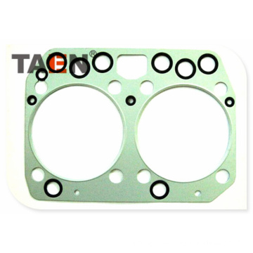 Aluminum Engine Head Gasket Two Cylinders for Benz