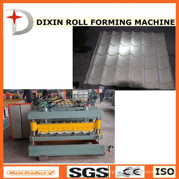 Roof Panel Color Steel Roll Forming Machine