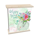 Happy spring key box