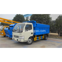 DONGFENG 4x2 Garbage dump truck