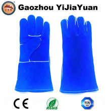 Guantes de soldadura de protección de trabajo con Ce En407