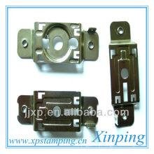 Peça de estampagem personalizada de aço inoxidável 304 de alta precisão