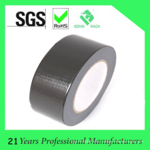 Термоклей черный ткань лента 48мм х 25м