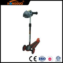 Unterscheidendes 3-Rad-Pedal Kick Roller Spielzeug für Kinder