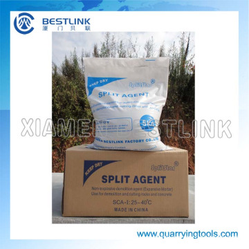 High Efficiency Non-Expensive Cracking Agent