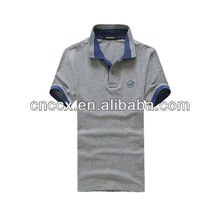 13PT1040 Men's 100% cotton single jersey polo shirt