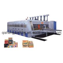 Автоматическая линия по производству картона (GYMK-1200 * 2400)