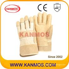 """Желтые 11 """"Рабочие перчатки для промышленной обработки кожи свиней (22005)"""
