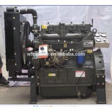 Motor de 4 cilindros diesle 495D para grupo electrógeno