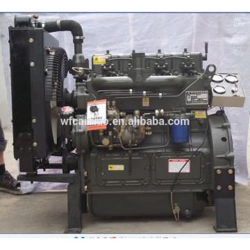 4 Zylinder Dieselmotor 495D für Generatorsatz