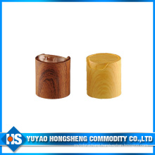 Wood Plastic Press Bottle Cap