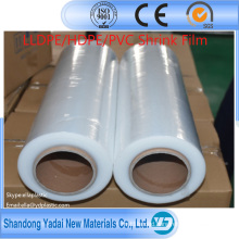PVC /LDPE/PE/PP POF Shrink Film Heat Stretch Film