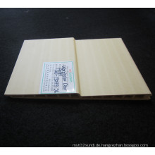 WPC-Schiebetür-Platte WPC-Wandplatten Wd-132h9-2L