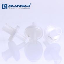 Laboratorio Nil estéril 0.2 miron membrana jeringa filtro 13mm 25mm
