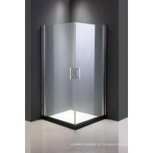 Compartimento de vidro popular europeu do chuveiro dos mercadorias sanitários
