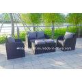 Lay para baixo Mobília ao ar livre do jardim do Rattan (GN-9103-1S)