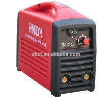 portable plastic inverter arc welding machine price MMA 200 with CE