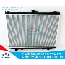 Effizienter abkühlender Autokühler für Nissan Hardbody (92-95 D21d)