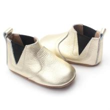 ECO friendly Soft Sole Infant Leather Baby Shoes