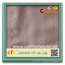 Mode nouveau desgin utile doux tissu 100 % coton linge de lit