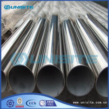 Seamless stainless 316 steel pipes