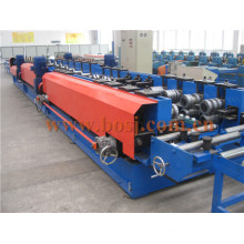Anti-Rat Fireproof Hot Dissipation Gi Metal Perforated Cable Trays Roll Forming Making Machine Thailand