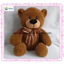 Cute Brown Teddy Bear Stuffed Toy