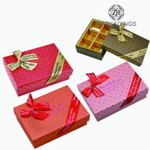 6 Packs Chocolate Box Design Ideias