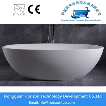 Popular solid surface tub