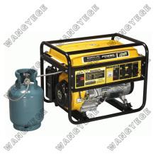 Генератор газа с 4.8kW Номинальная мощность, передовые технологии горения