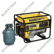 Gas Generator with 4.8kW Rated Output, Advanced Combustion Technology