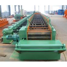 hoja de silo de grano almacenamiento curva del rodillo que forma la máquina