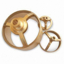 OEM Customized Precision Brass Hot Forging Part