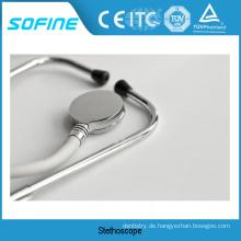 Multifunktionales elektronisches Stethoskop mit CE-zertifiziert