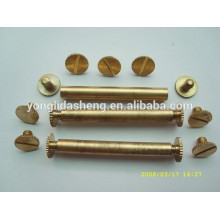 Wholesale superior quality copper decorative screw
