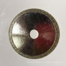 disco de diamante 230 mm hoja de sierra circular para piedra de corte seco
