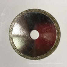 disque de diamant 230mm lame de scie circulaire pour pierre de coupe sèche