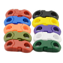 mix color 4mm cord clasp