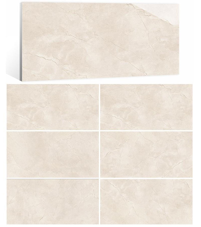 Marble Look Tiles Bathroom