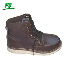 custom wholesale ankle sand working shoes men