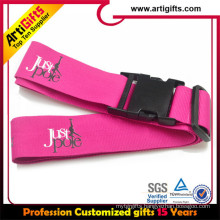 Custom polyester lanyard luggage belt